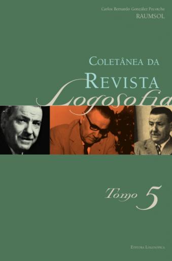 Coletânea da Revista Logosofia – Tomo V