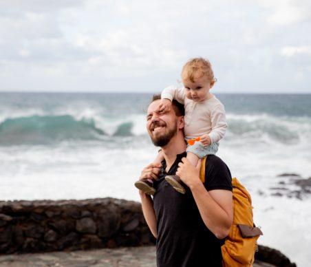É hora de ser pai