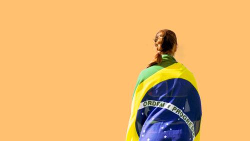 Eu sou parte do Brasil