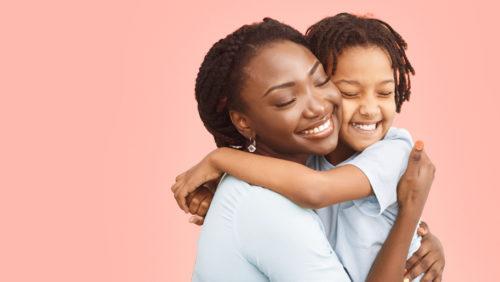 Mãe, um amor puro e excelso