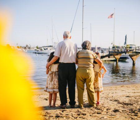 A realização de um grande sonho: ser avó!